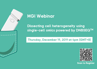 Dissecting cell heterogeneity using single-cell omics powered by DNBSEQ™