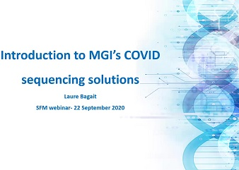 Solutions MGI pour la detection du SARS-Cov-2